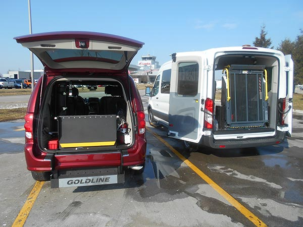 Wheelchair Accessible Vans Mobility
