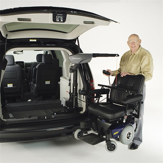 Van Wheelchair Lift Parts : Big lifter wheelchair lift mobility equipment in ontario