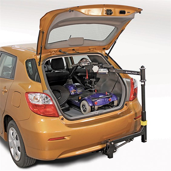 Wheelchair Lift For Cars In