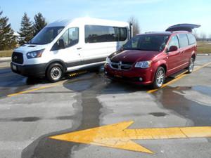 Commercial Conversion Vans