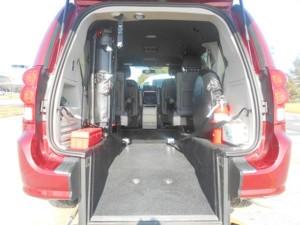 Commercial Van Conversion