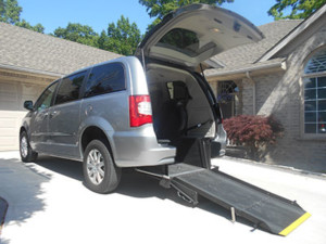 Rear Entry Vans