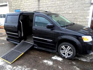 Goldline Conversion Mobility Van