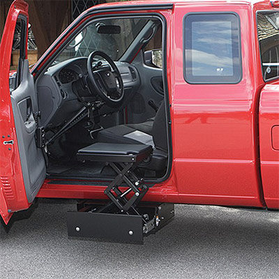 Mobility Equipment For Trucks