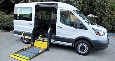 Full Size Van Conversion