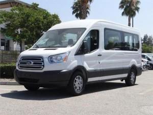 Full Size Mobility Conversion Vans