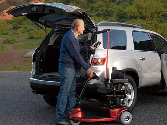 Mobility Equipment for SUVs